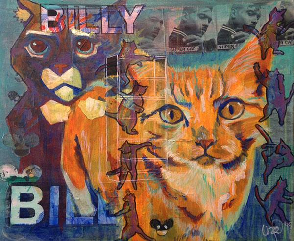 1505_billy_kat_schilderij_Liza_renee_illustrator_website600px